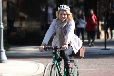 Ride a bike to work, save money and get fit