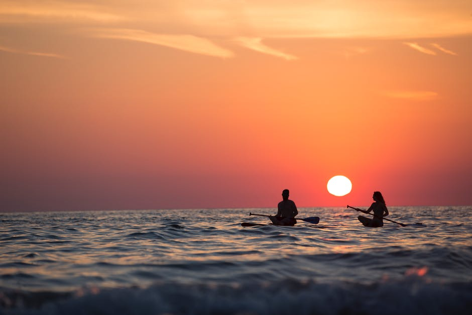 A Beginner's Guide to Paddle Boarding
