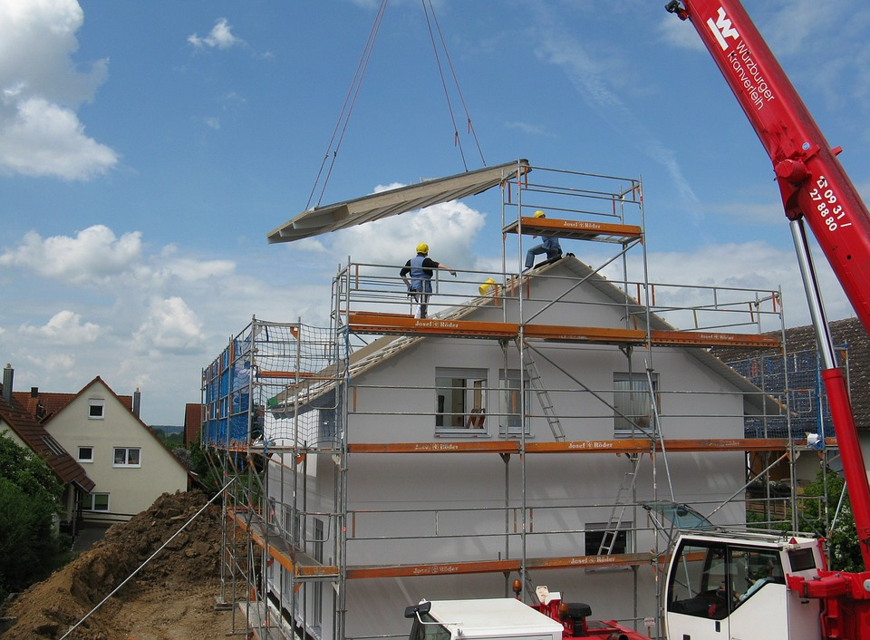 5 Different Types of Elevated Work Platforms