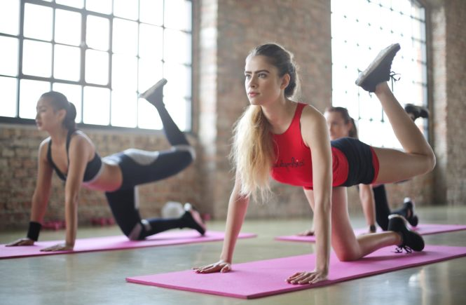 5 Healthy Ways to Meet Your Fitness Goals