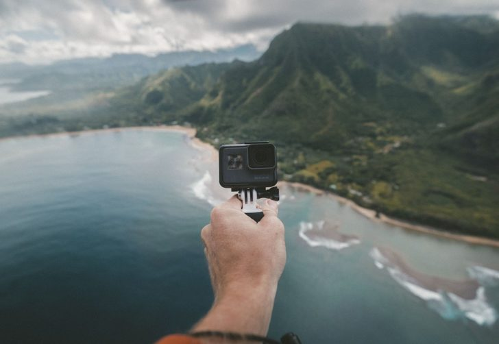 Activities To Use A Go Pro with a Gimbal