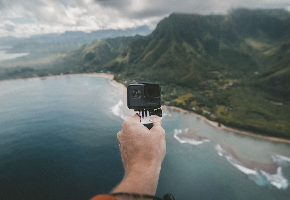 Activities To Use A Go Pro