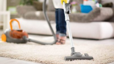 12 steps to help you get that deep carpet cleaning