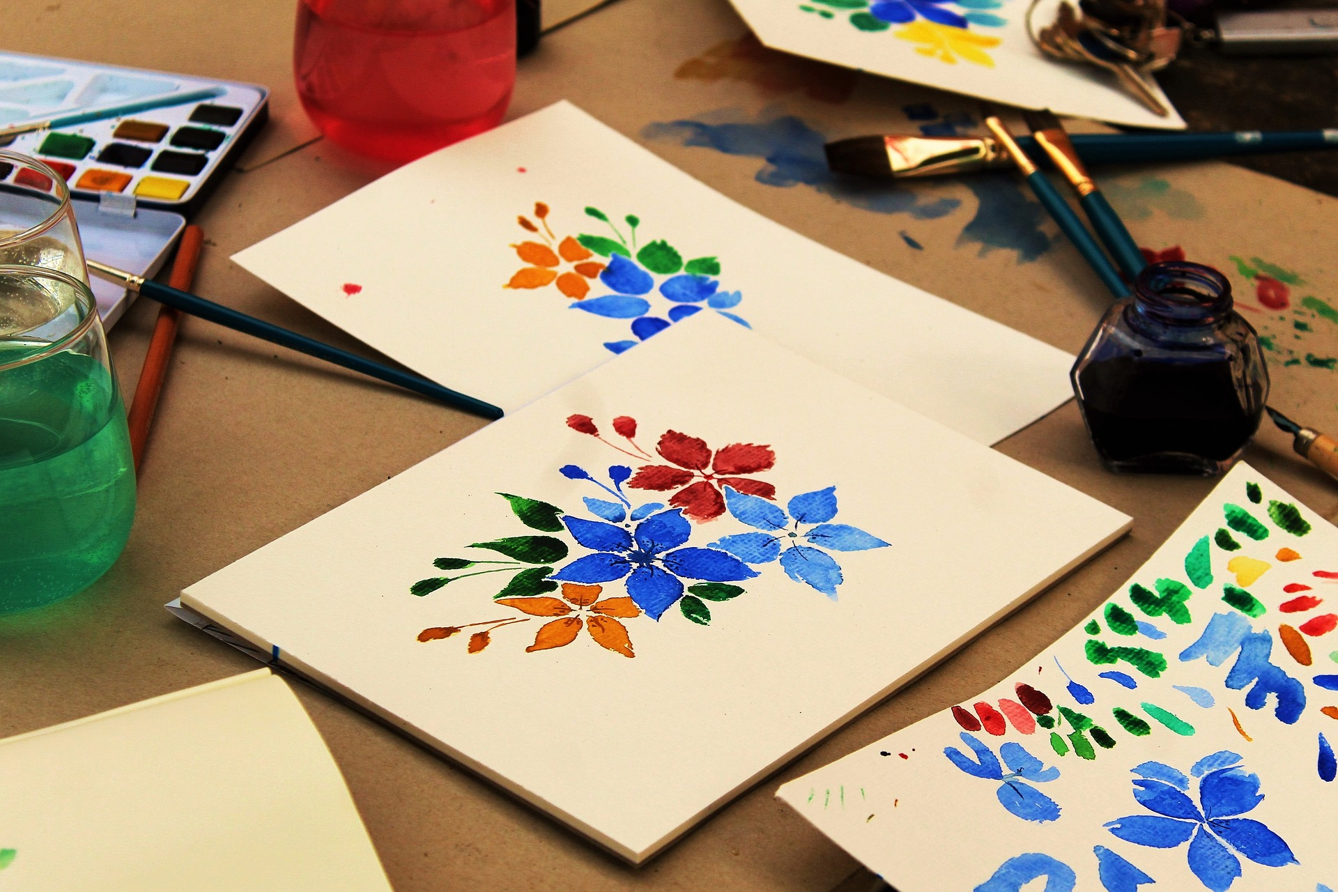 5 Life Skills Learned from Art Class for Children