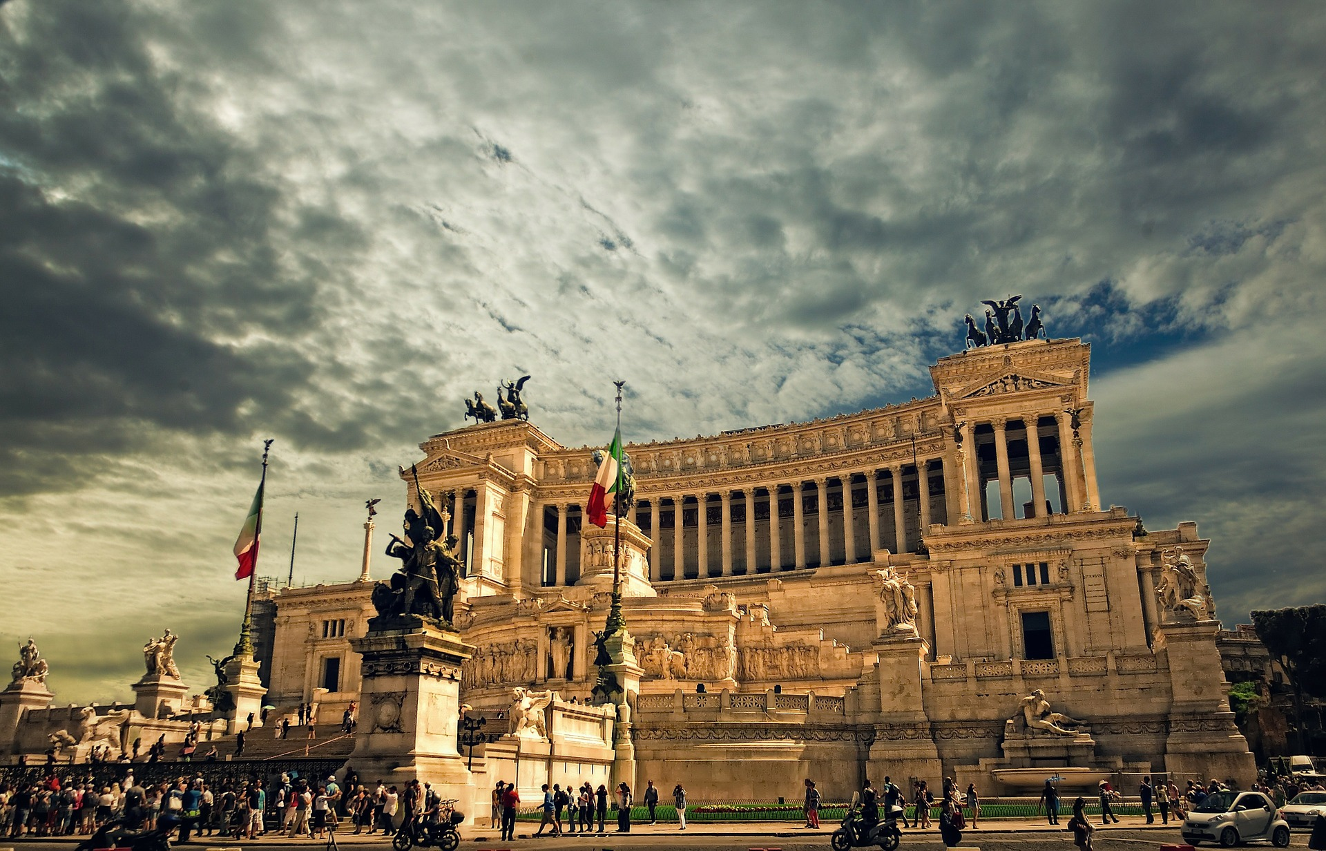 Five Interesting Rome Sightseeing Tours