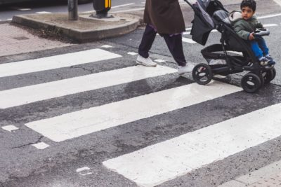 Children Need to Understand the Right of Way to Be Safe