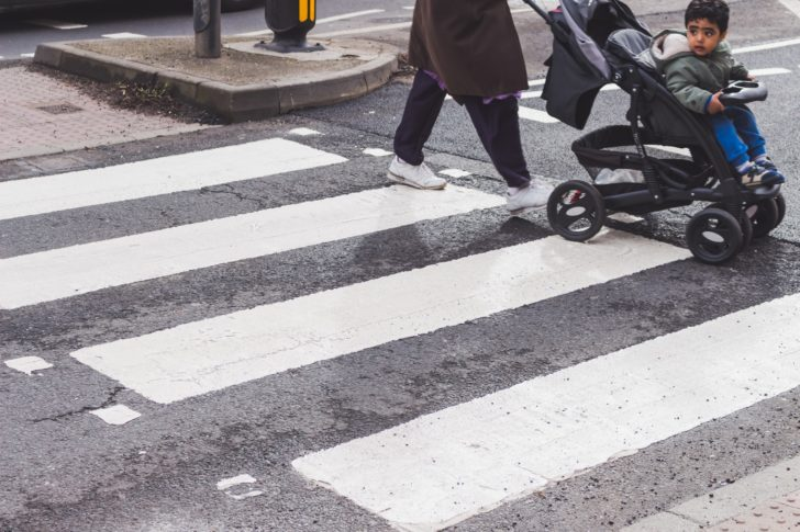 Children Need to Understand the Right of Way to Be Safe When They Leave the House