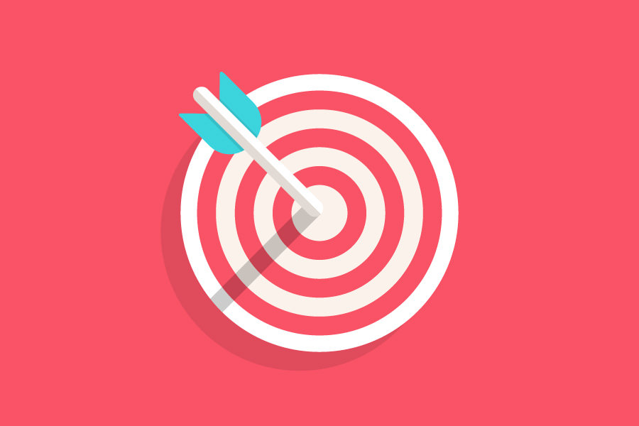 How to get the most out of your digital advertising campaign bullseye target