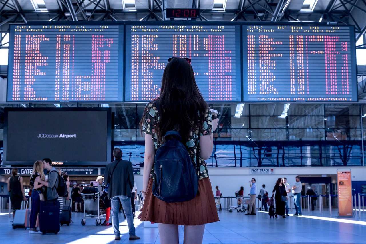 3 Lists to Help You Survive Your Multi-Destination Trip airport