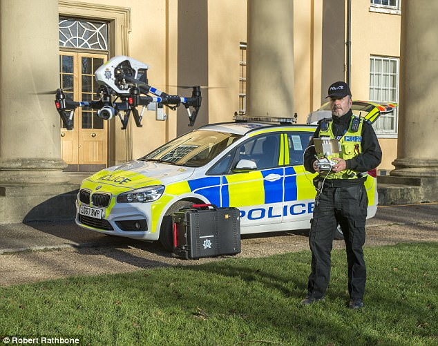 How Your Police Department Can Use Drones to Fight Crime police