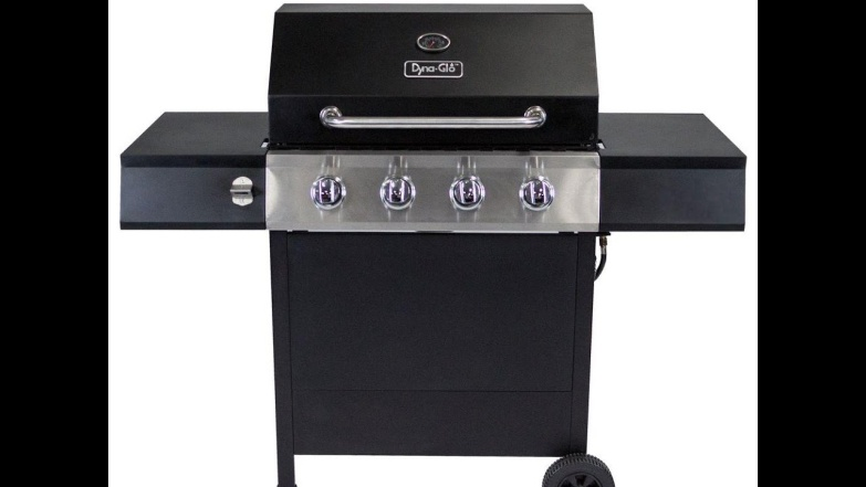 TOP 5 Barbecue Grills for A Tasty Summer black