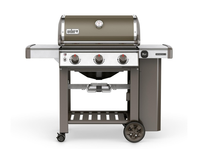 TOP 5 Barbecue Grills for A Tasty Summer grey