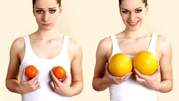 Top 5 Ways to Tighten Sagging Breasts (#3 works the best)