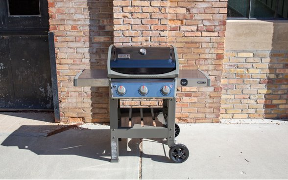 TOP 5 Barbecue Grills for A Tasty Summer brick wall