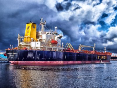 Efficient Marine Deck Machinery Ensures Safe Expedition