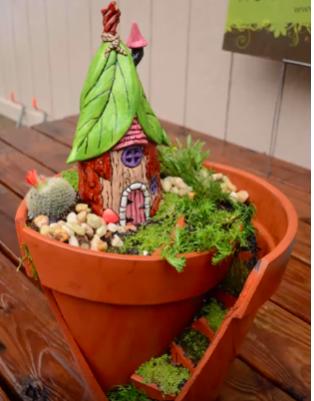 10 Enchanting DIY Fairy Garden Ideas for Your kids