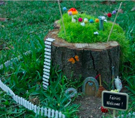 10 Enchanting DIY Fairy Garden Ideas for Your kids - Tasteful Space