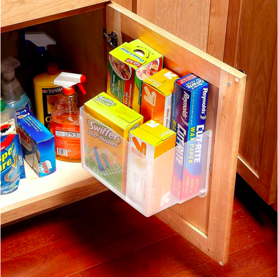 6 Smart Ideas to keep your Kitchen Organized