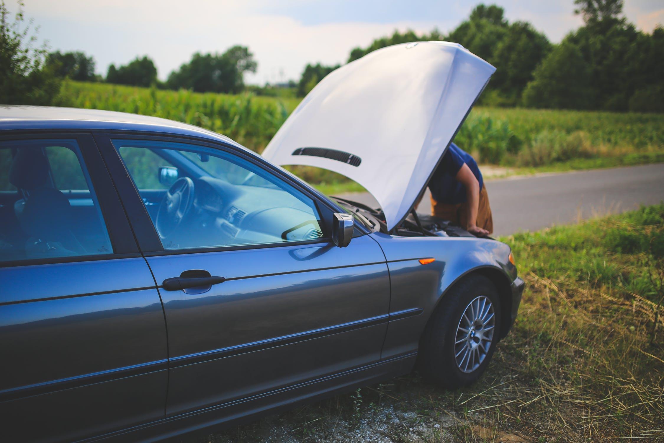 What Should You Do After A Car Crash?