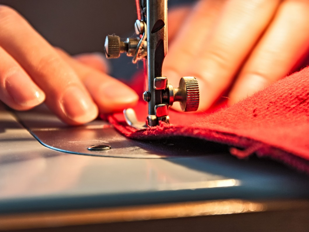 sewing for mental health
