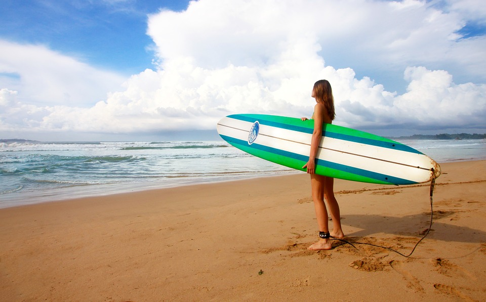 Truly Surfing is Fitness Booster