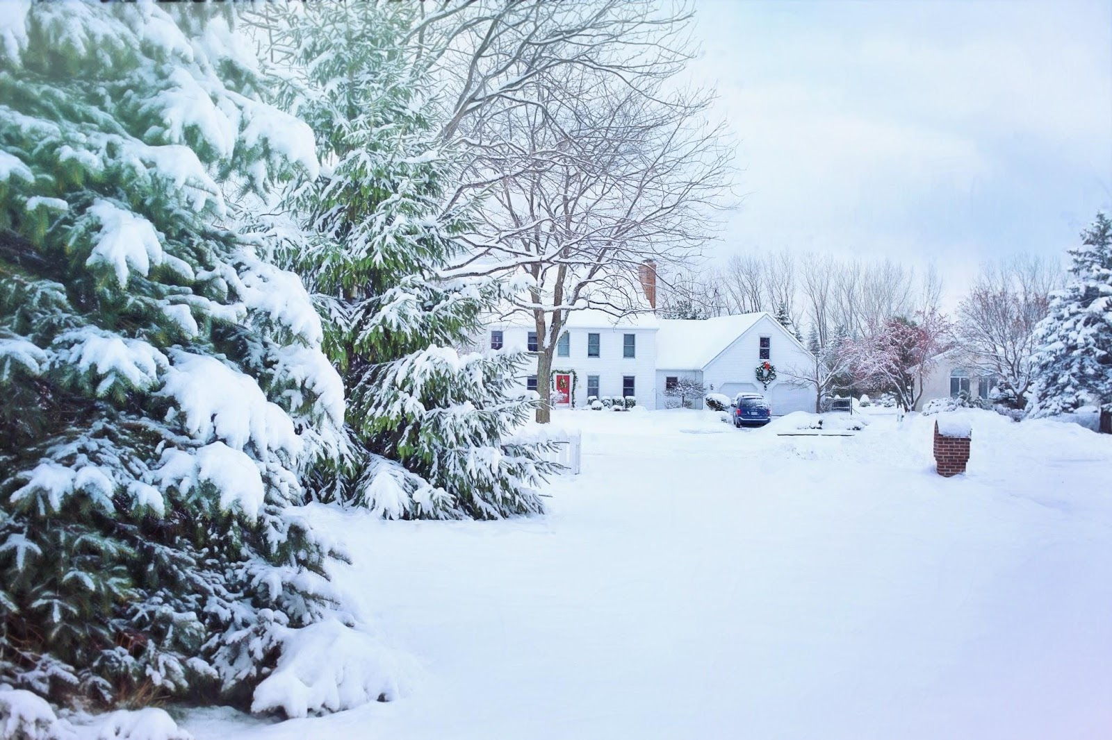 Your Essential Fall Home Checklist winter