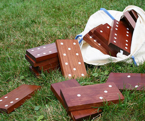 How to Improve Your Brain Power Naturally wooden dominos