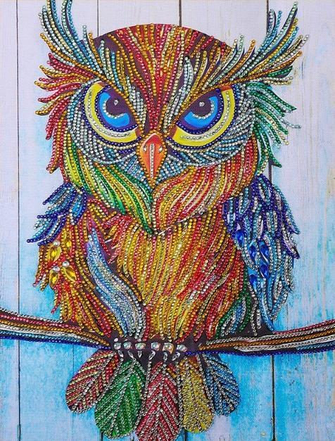 Why You Should Take On Diamond Painting owl