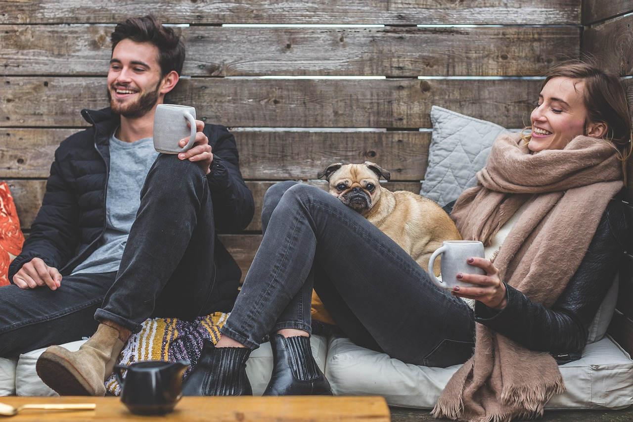 8 Tips for Staying Healthy when Working from Home friends gathering