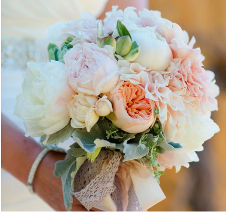 10 steps for choosing garden roses for your special event