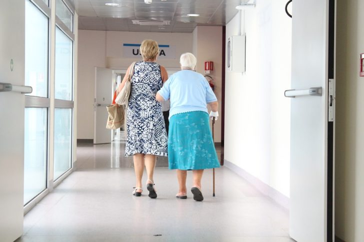When do you need external help to care for your parents?