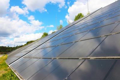 The History of Solar Panels