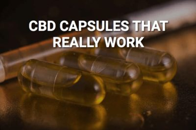 Shop Premium Quality CBD Consumable | Tinctures | Capsules