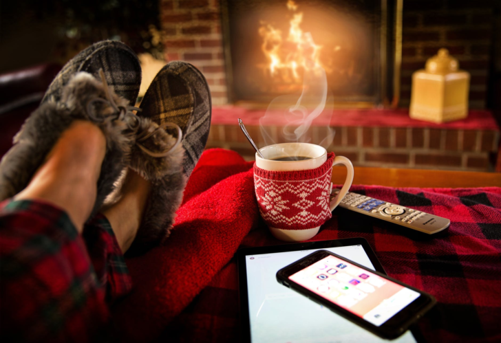 It's Nearly Winter, And Winter Means Cozy