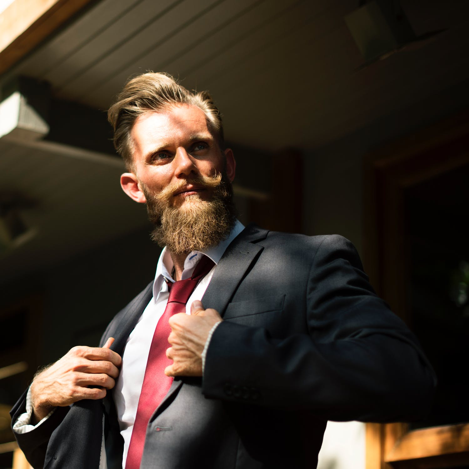 How To Grow And Maintain A Corporate Beard