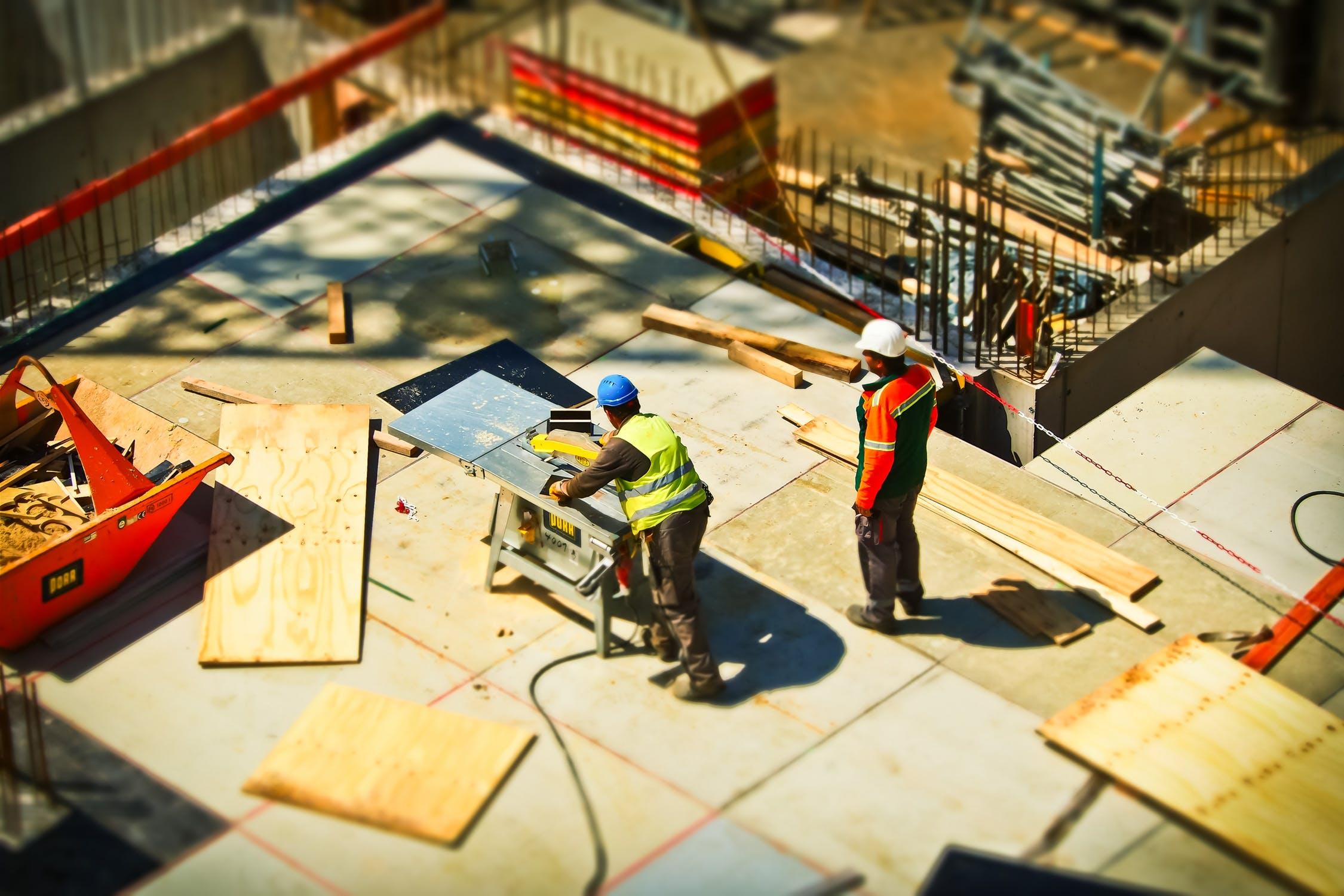Petrol Generators for Construction Sites