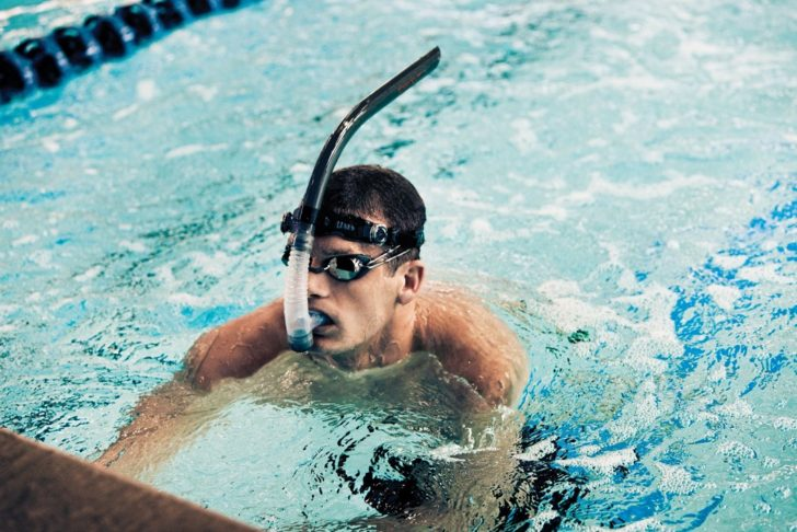 Should you bother renovating your swimming pool? snorkel
