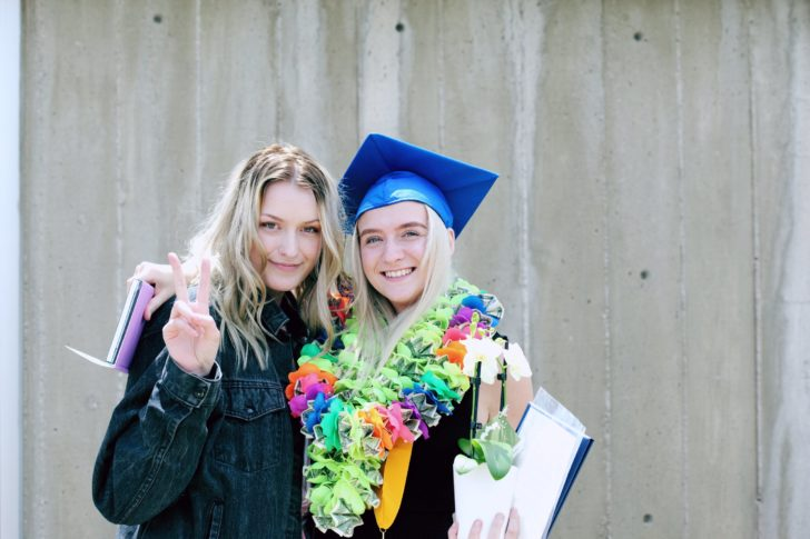 What to Wear to Your Friend's Graduation Without Stealing their Thunder