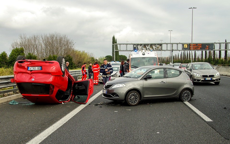 Actions to Take Immediately Following a Car Accident