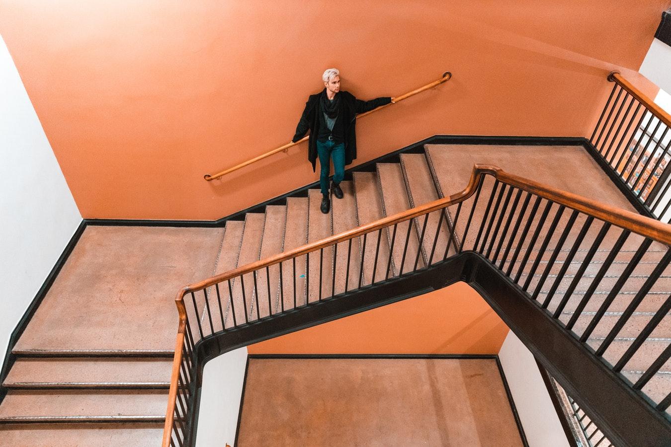 Staircases vs. loft ladders loft