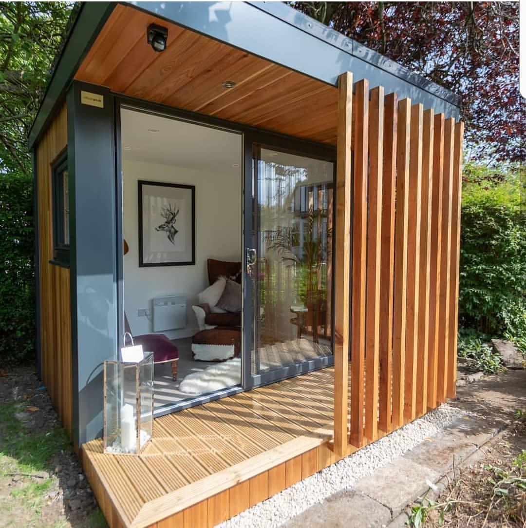 urban garden pods porch