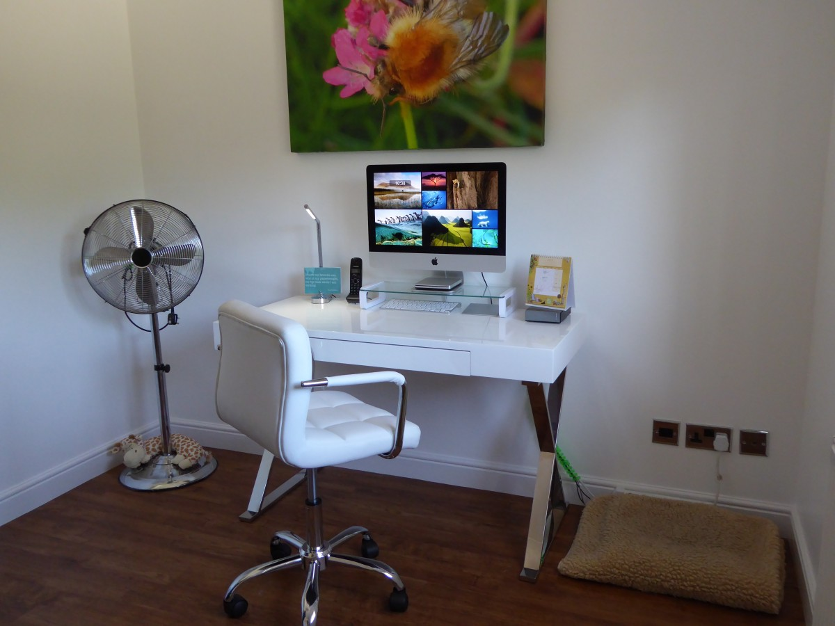 Designing Your Perfect Work From Home Office desk chair