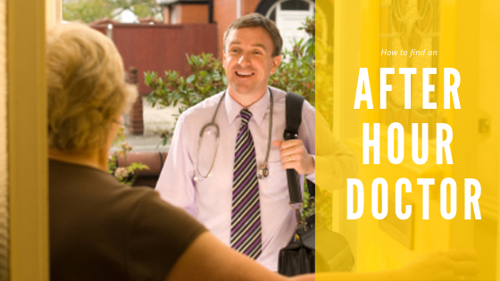 How to Find an After Hours Doctor