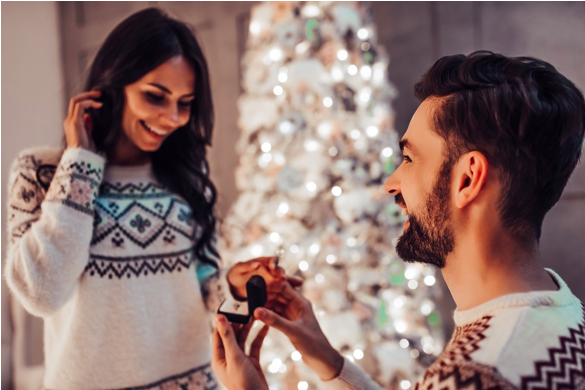 Best Locations To Propose During The Holidays