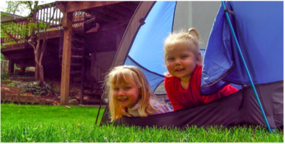 Top 4 Ways Camping Promotes Wellness