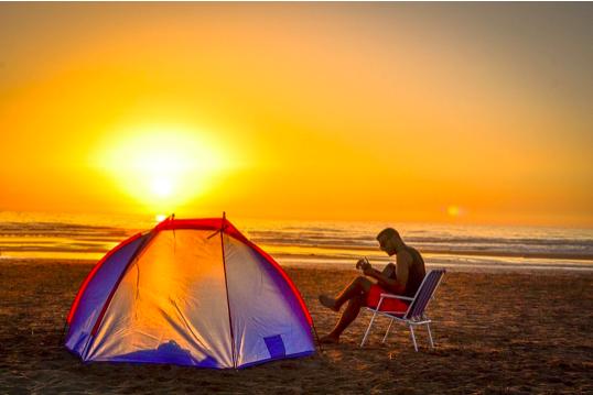 Top 4 Ways Camping Promotes Wellness