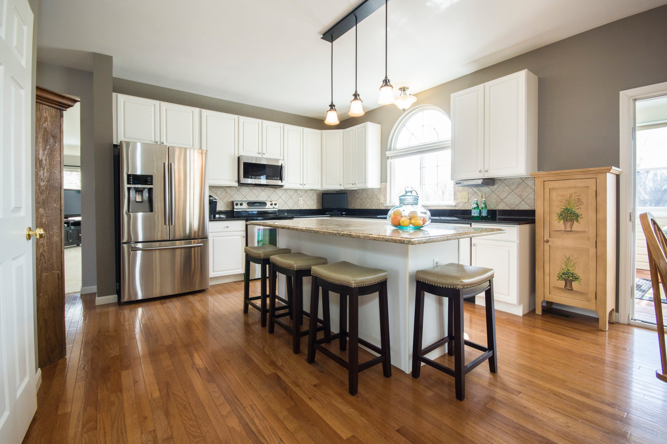 Simple ways to maintain your kitchen island in good shape