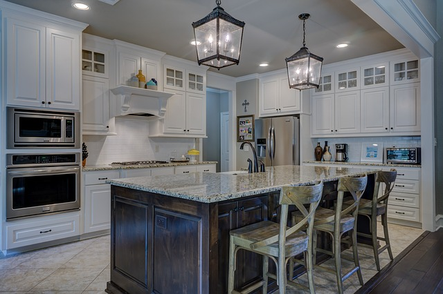5 Kitchen Trends for 2019 for A More Practical Kitchen island