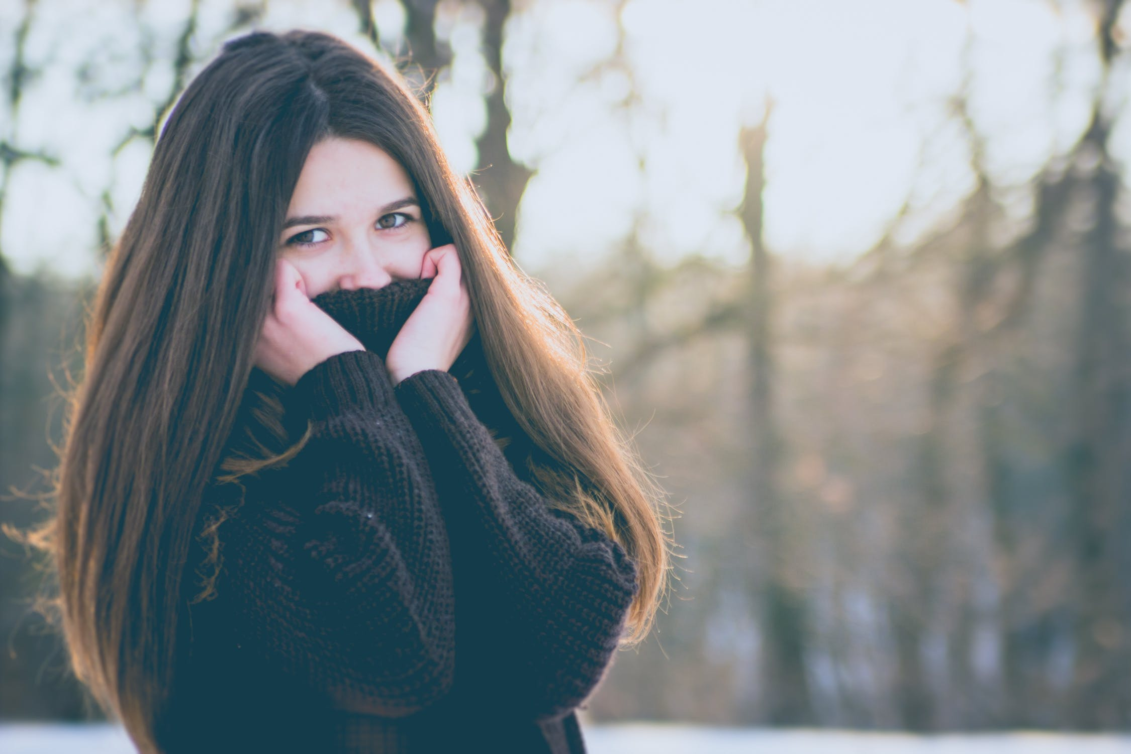 Cold Weather Hair Tips