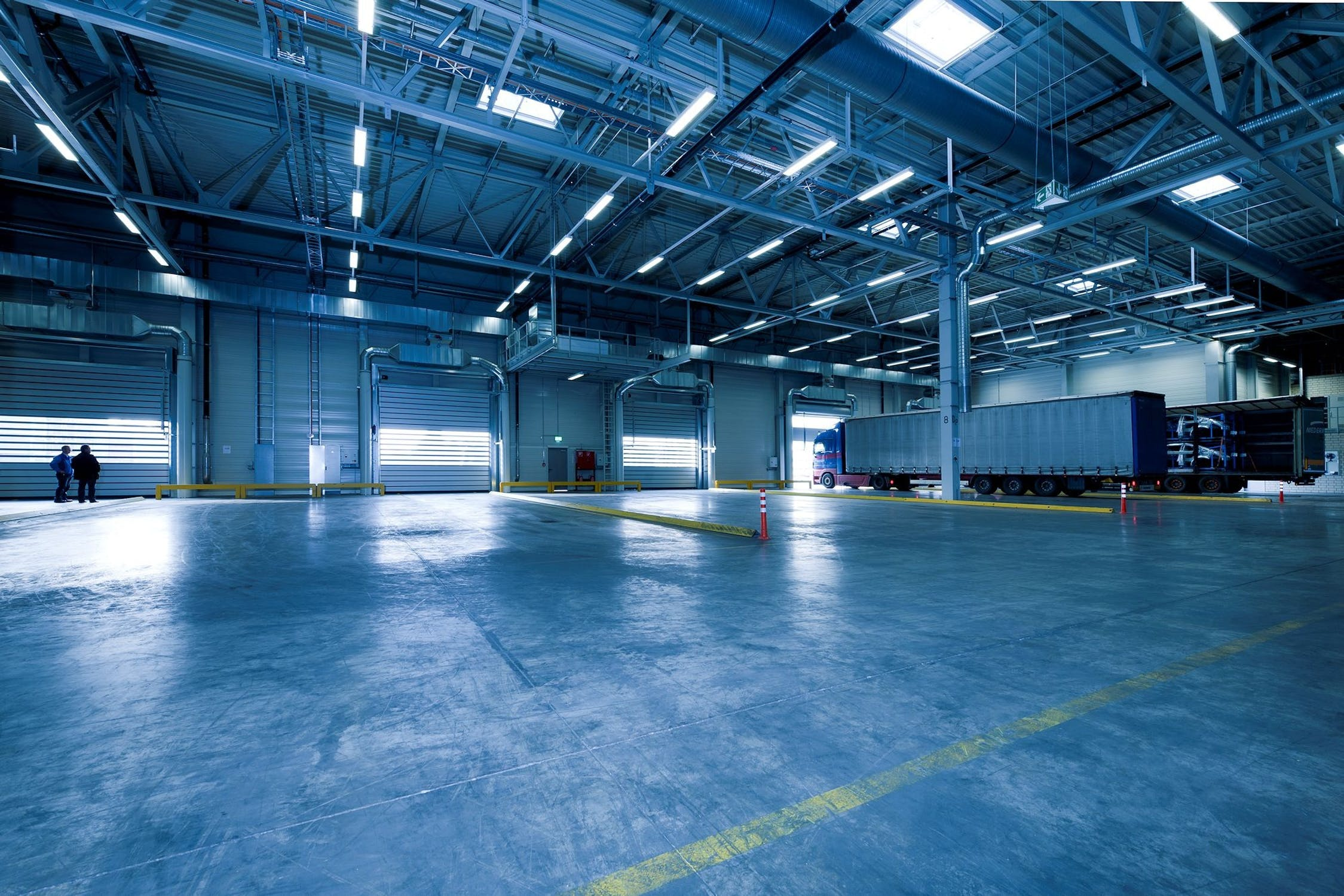 How to cope with your Industrial flooring problems